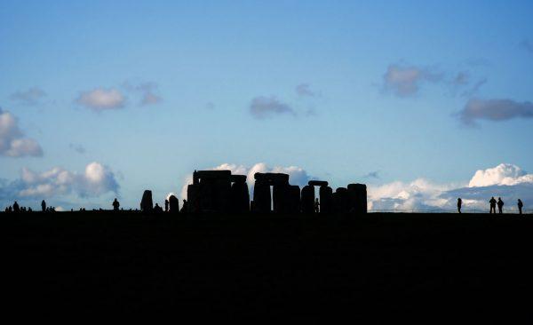 Stonehenge, of hoe mezelf klein maak