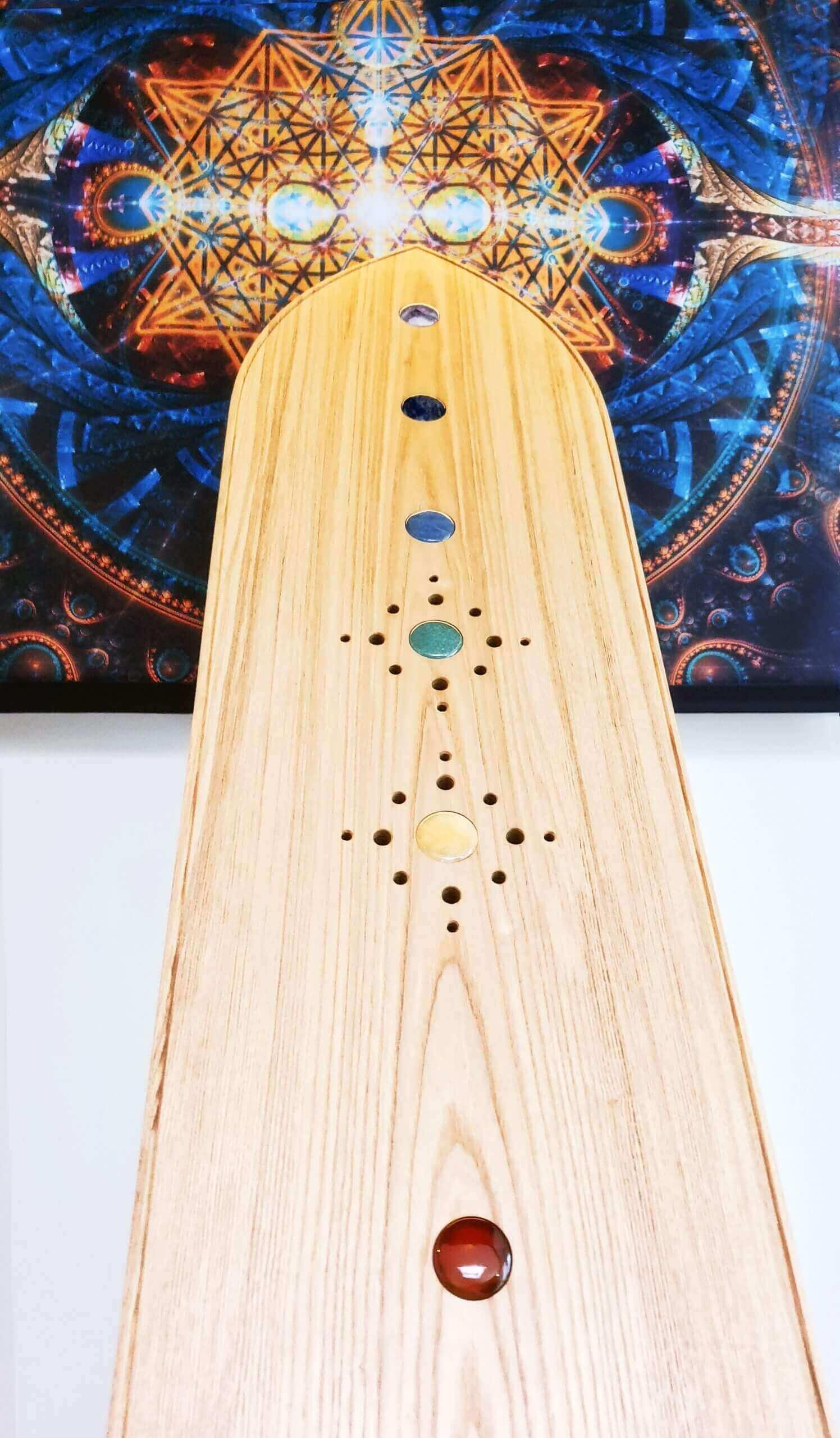 Sound healing - Chakra healing chair