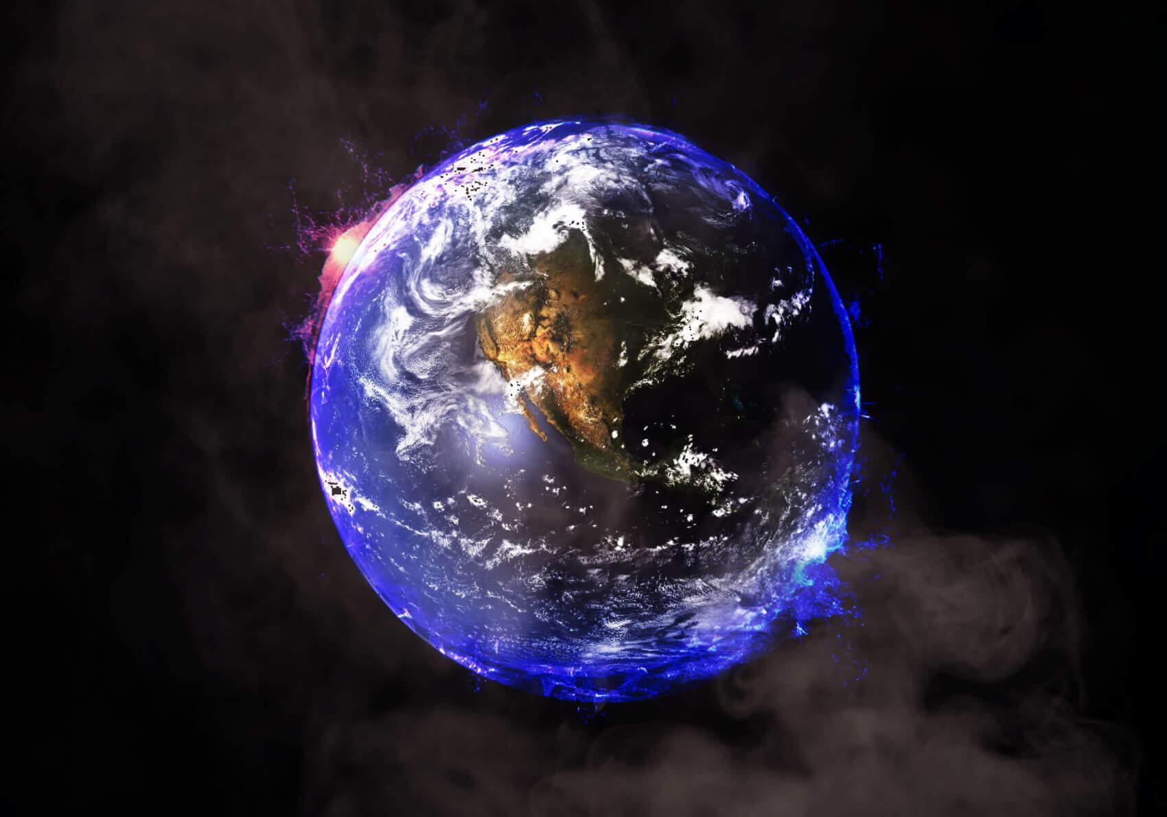 Transformatie van de aarde
